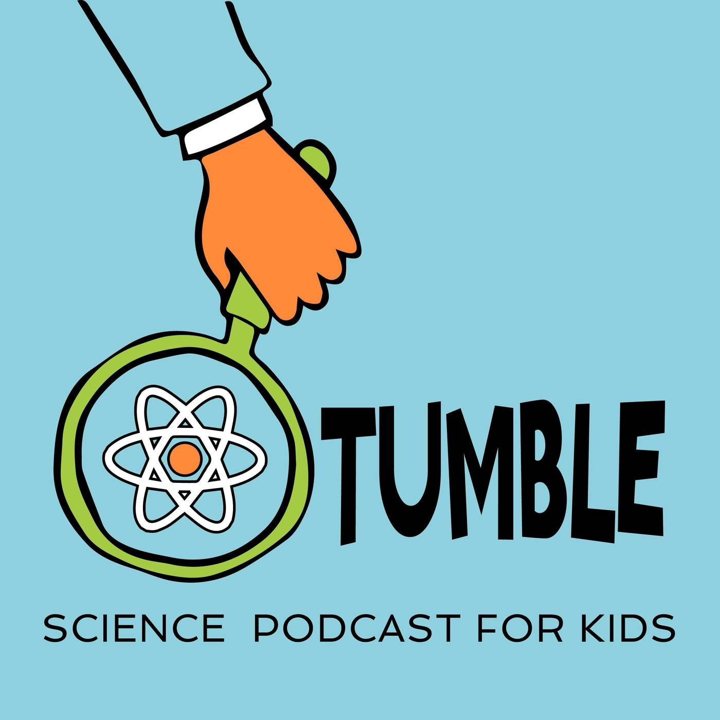 Tumble: Science Podcast for Kids