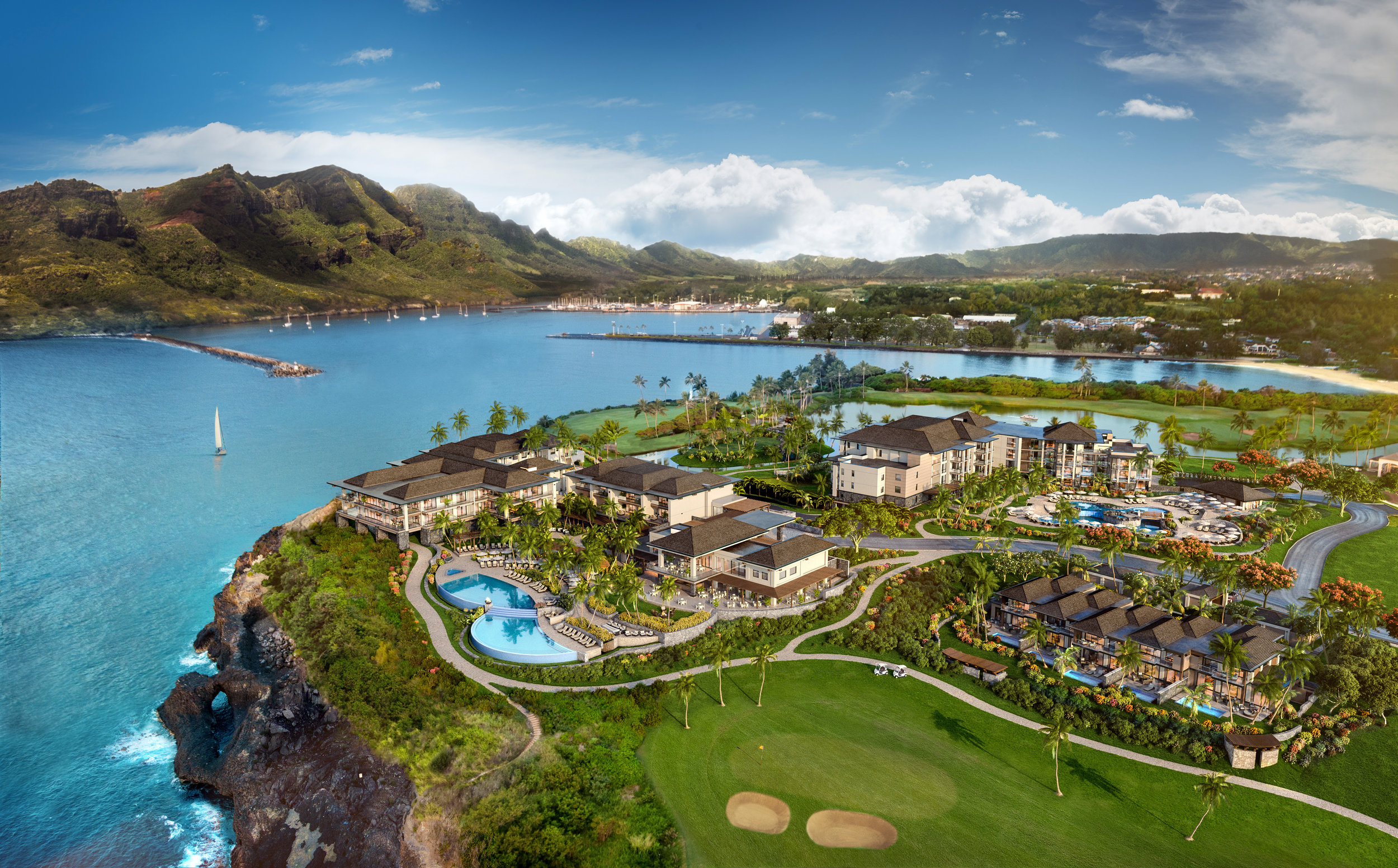 Come discover the newest paradise perfected opening June 15, 2018.