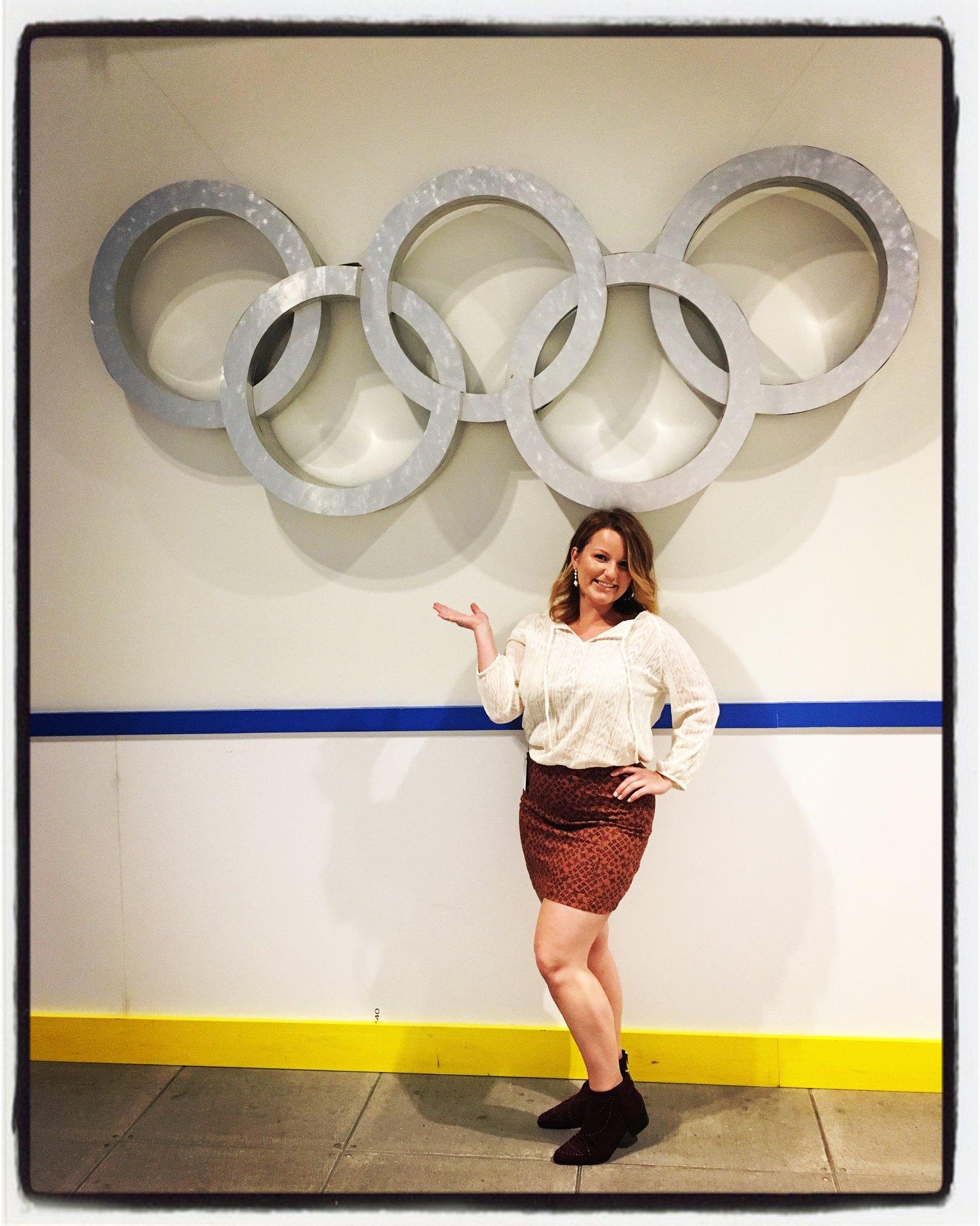 Asheville makeup artist, television makeup, Rio Olympic makeup.jpg