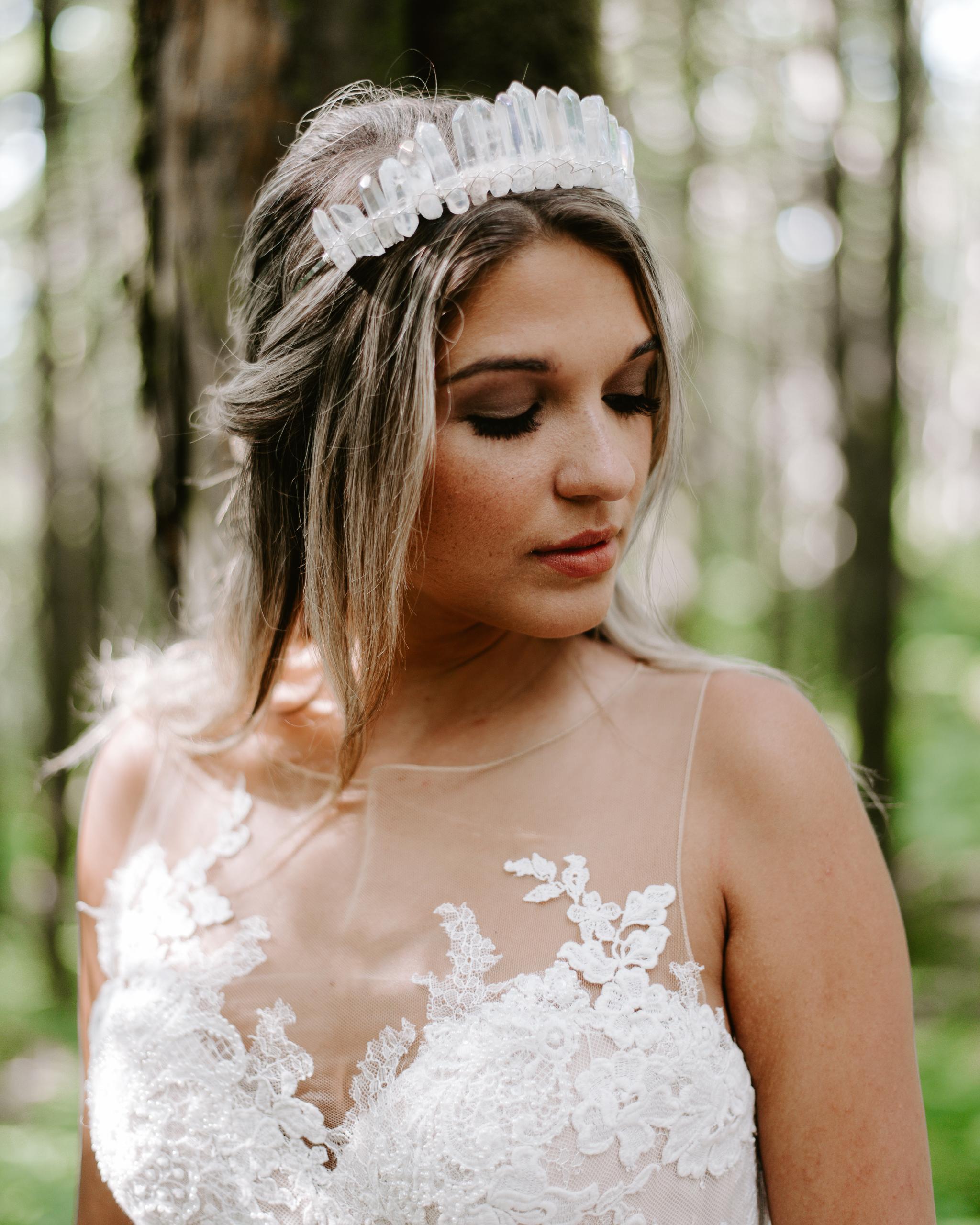 Emily Dawn Makeup, Asheville Makeup Artist, Asheville wedding makeup