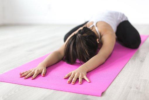 fitness Rücken back stretch Lendenwirbel Hüftbeuger Rückenstrecker