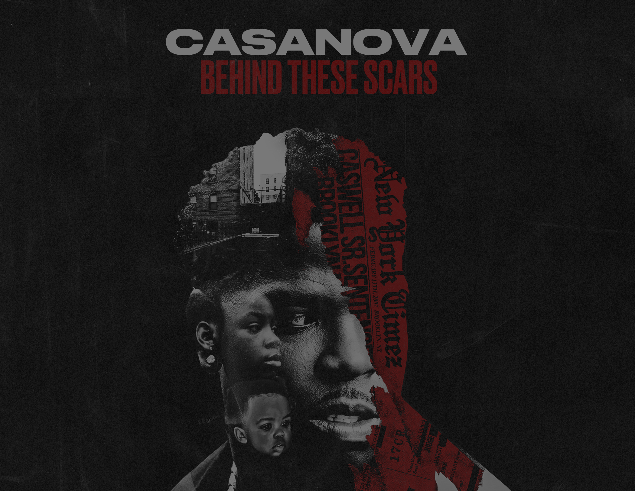 BEHIND THESE SCARS: THE ALBUM -