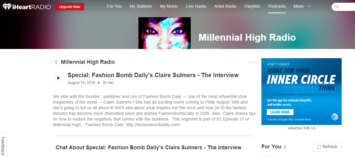 Millennial High Radio