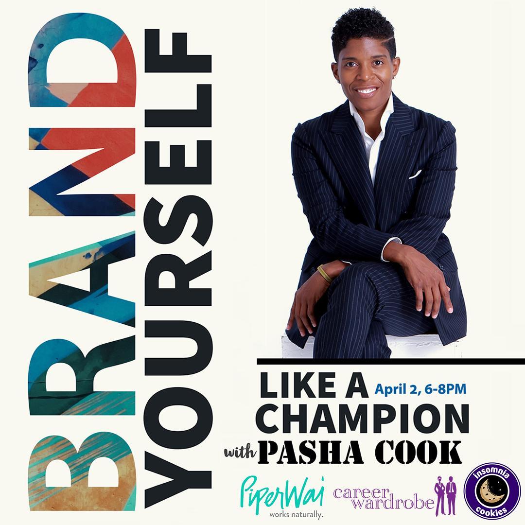 Brand Yourself Like A Champion - Philadelphia