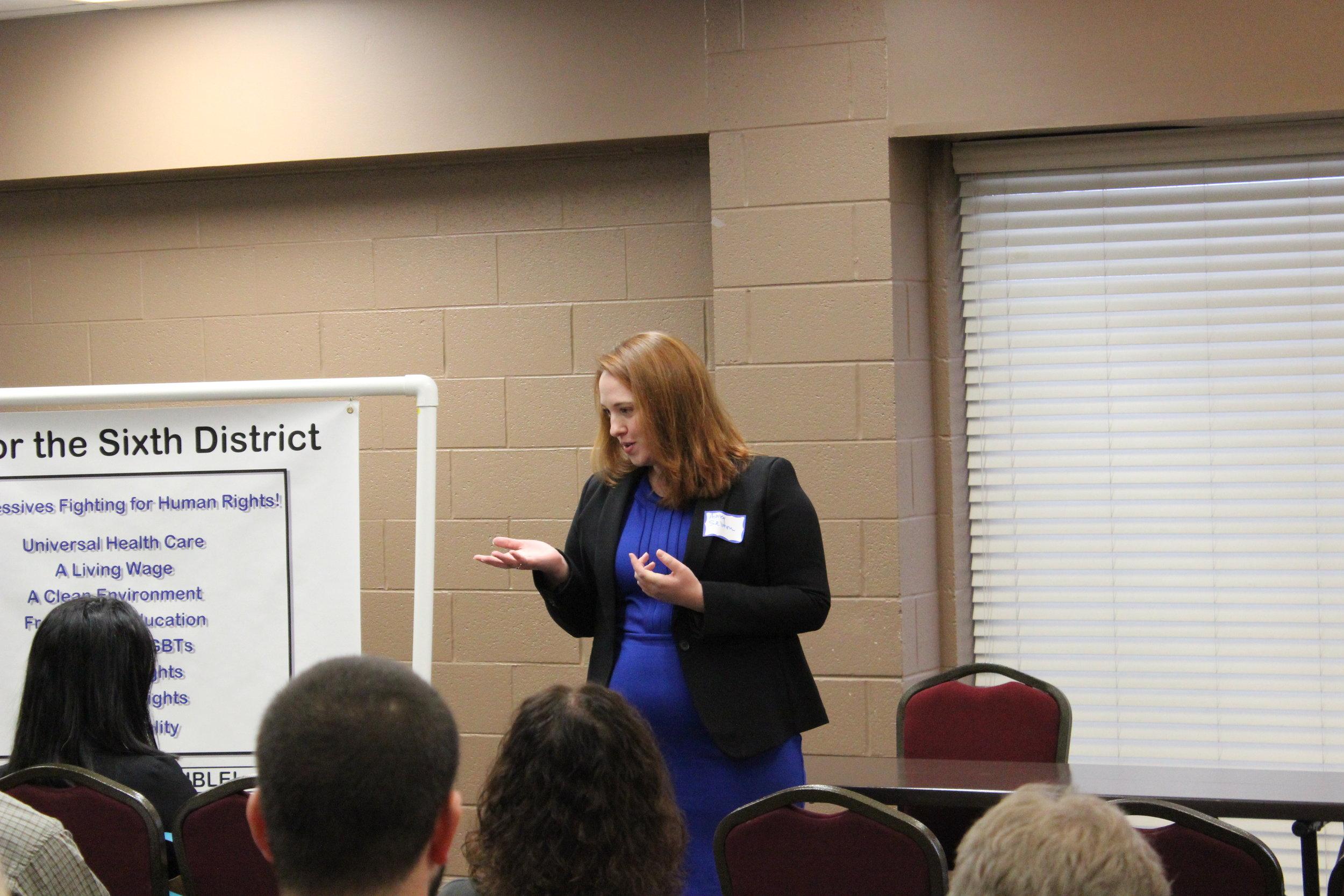 Ashley Selmon, DuPage County Board District 1