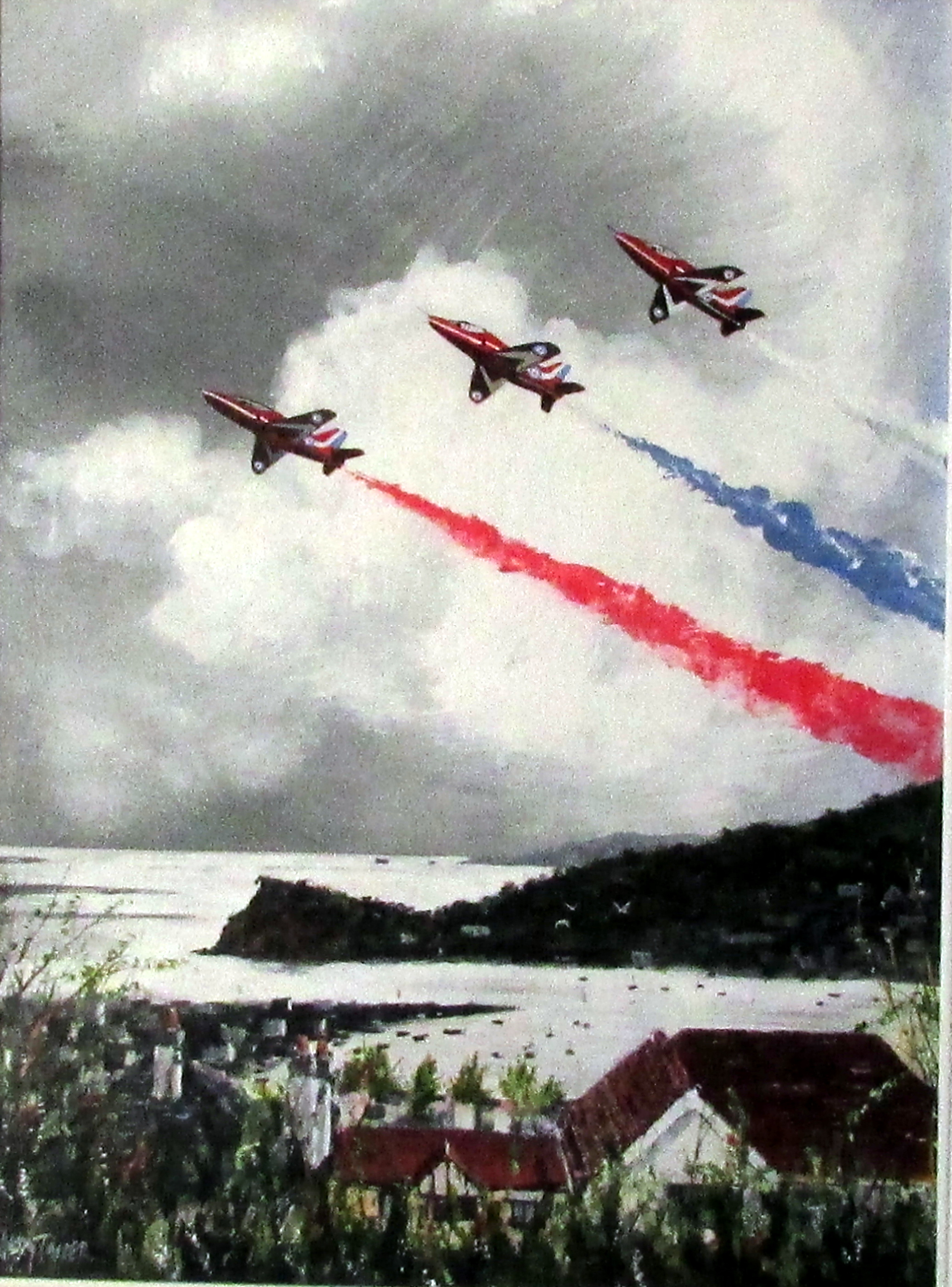 Red Arrows - Andy Tapper