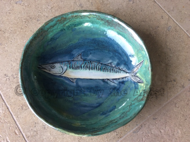 Mackerel Bowl