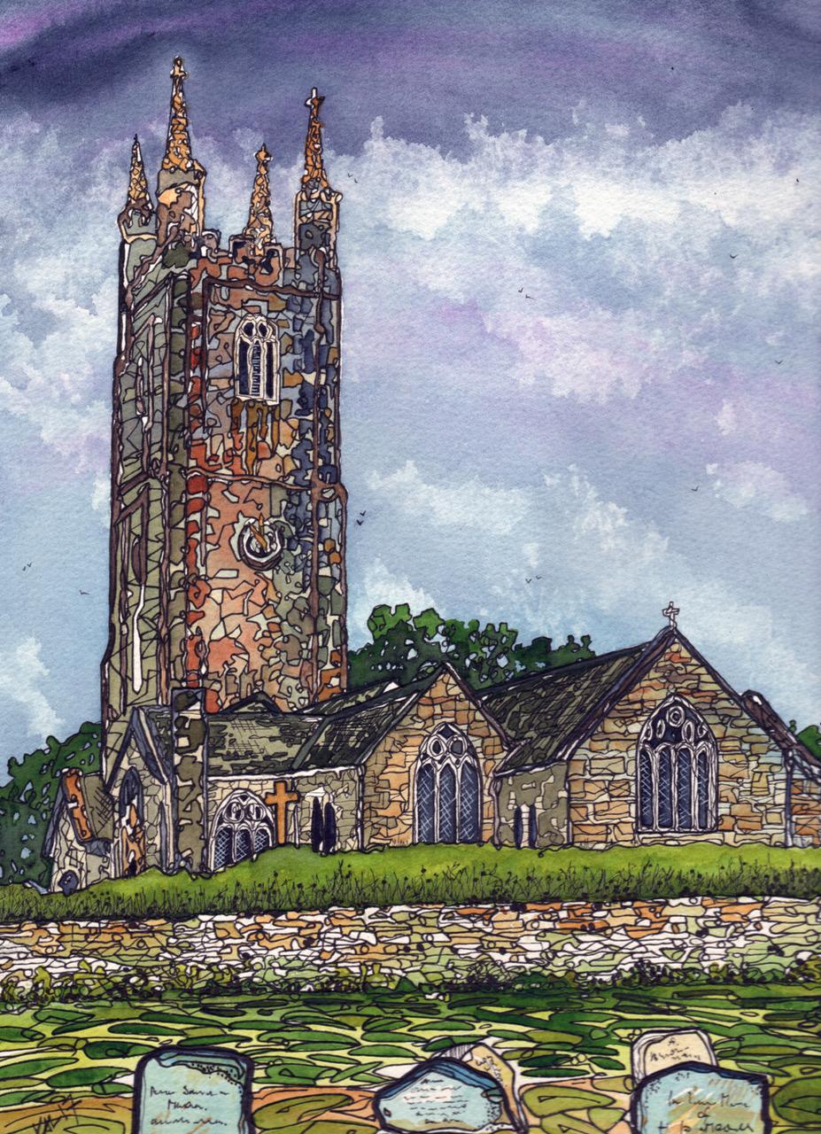 widecombe church by Kath Loram.jpeg
