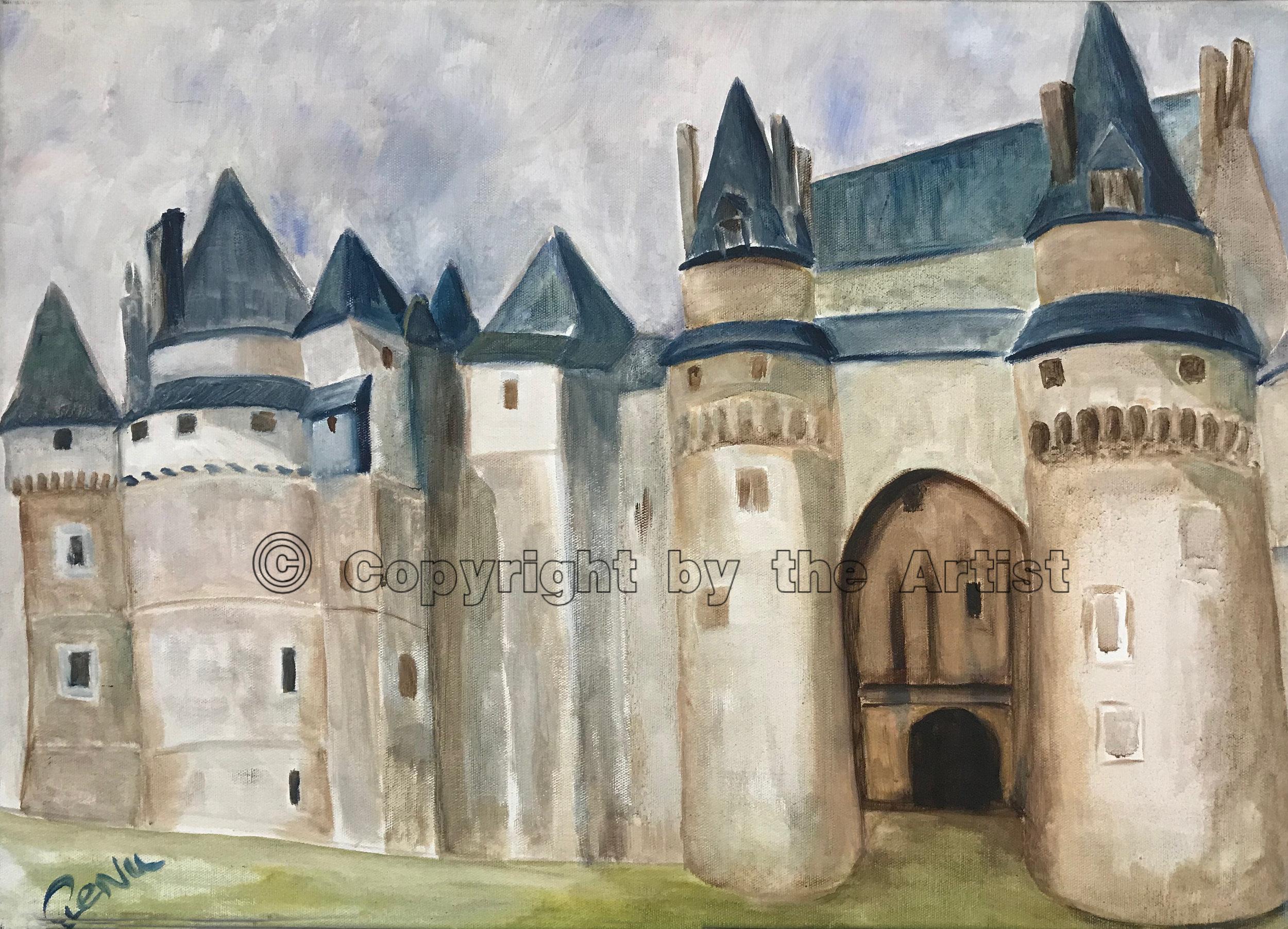 Chateau de Vitré