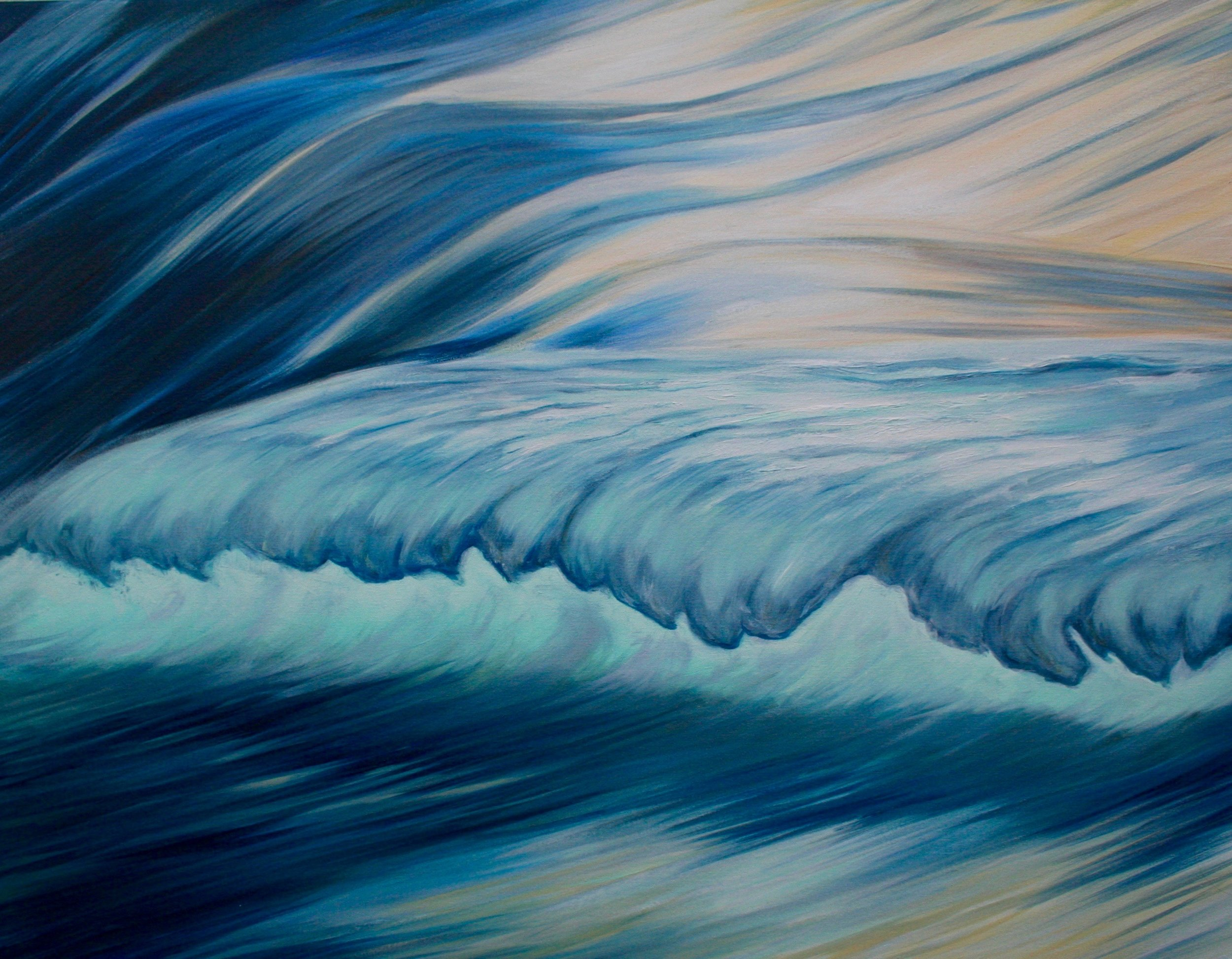 Into the blue ocean II by Catherine Kennedy @ Multimedia Art show.jpg