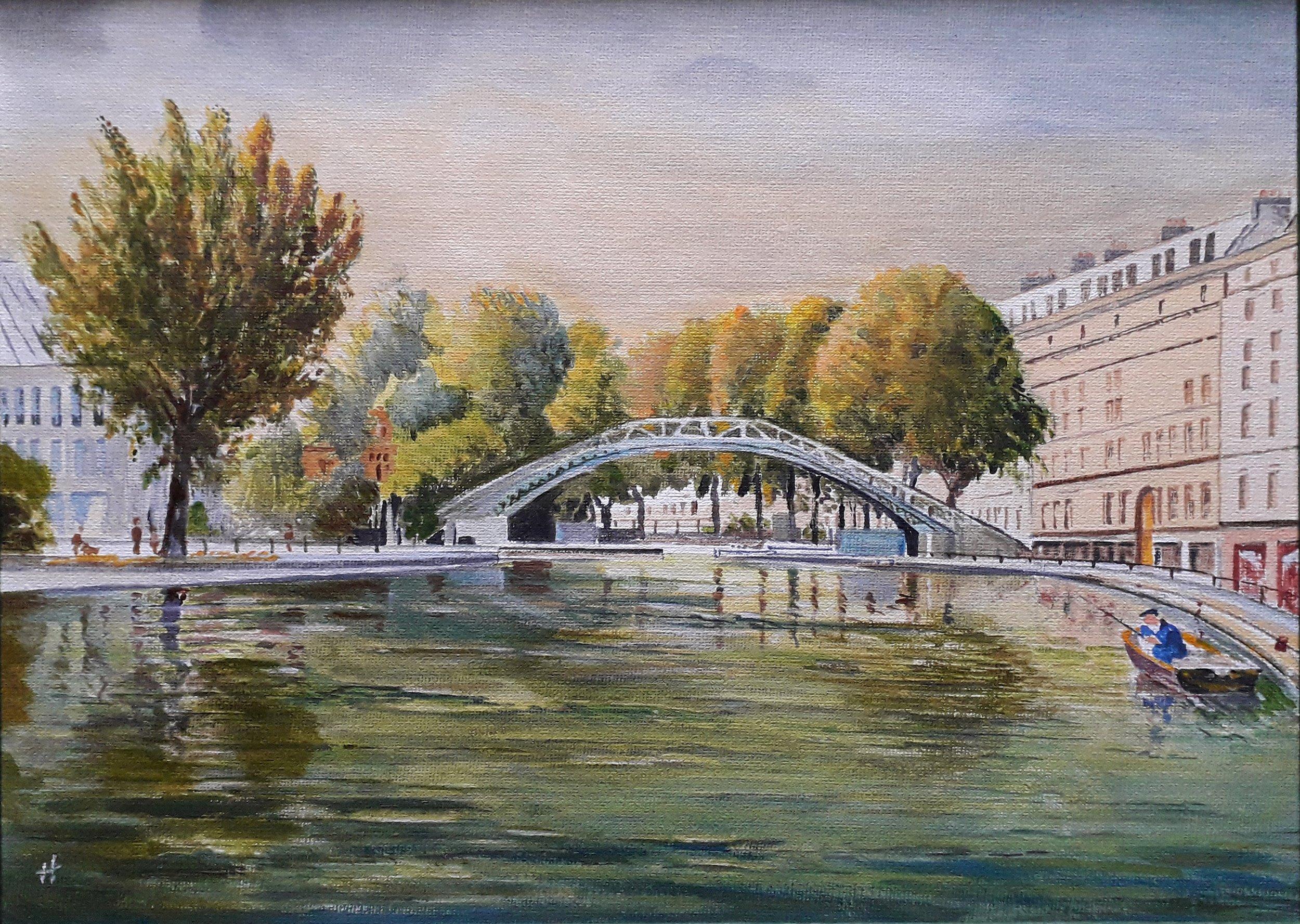 Canal de Saint-Martin