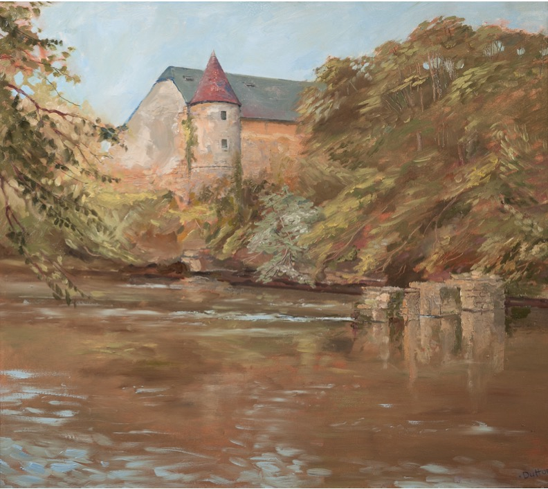 Chateau Losse Dordogne