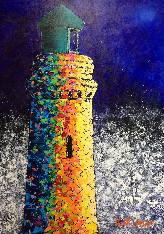 Teignmouth Lighthouse Kath Loram.jpg