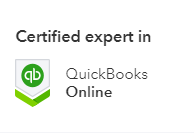 AVC is certified expert in quickbooks