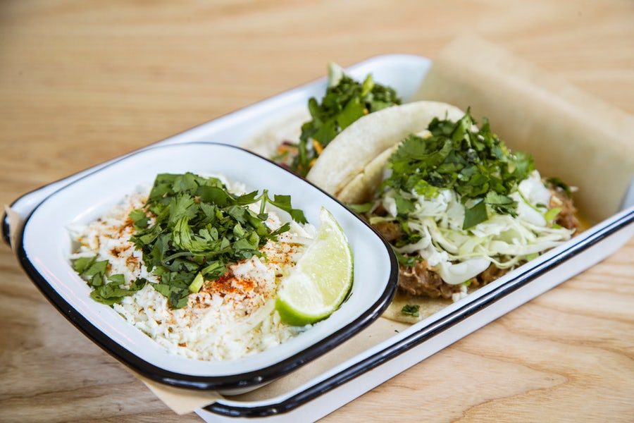 2 restaurants -- Velvet Taco and Taco Heads -- have opened in 2 of Dallas' best dining neighborhoods