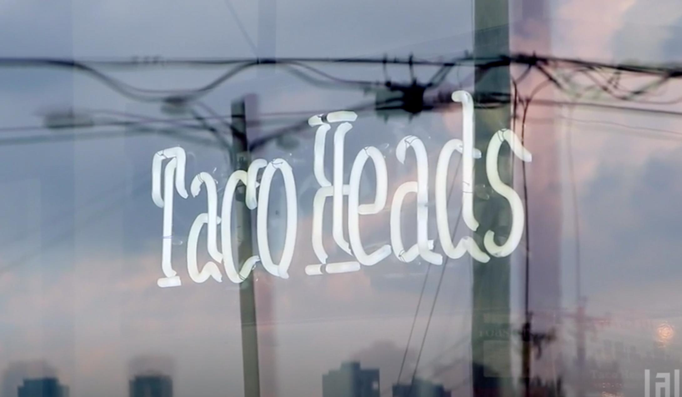 VIDEO: La Vida: Taco Heads