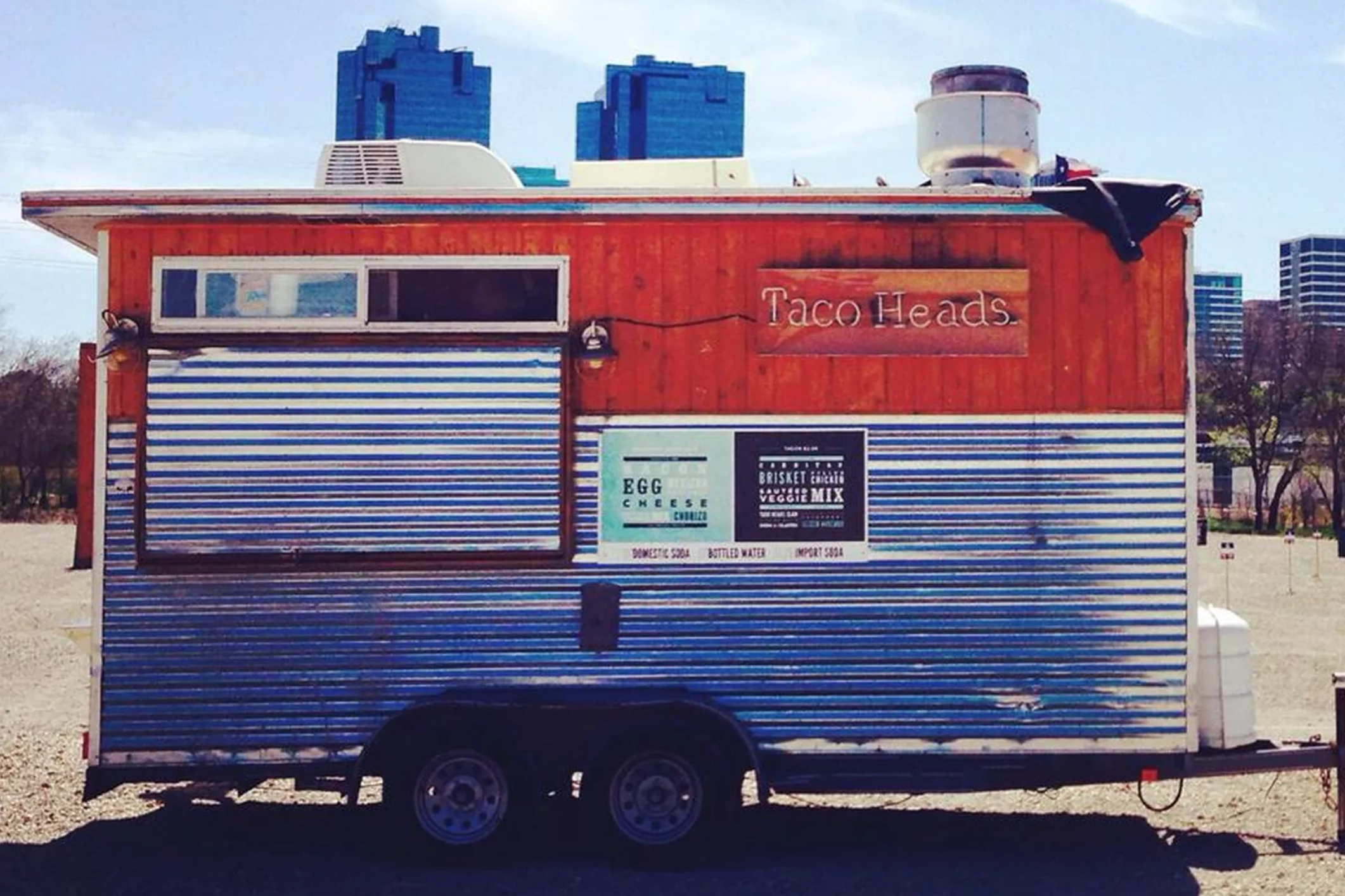 Fort Worth Food Truck Taco Heads is Going Brick and Mortar