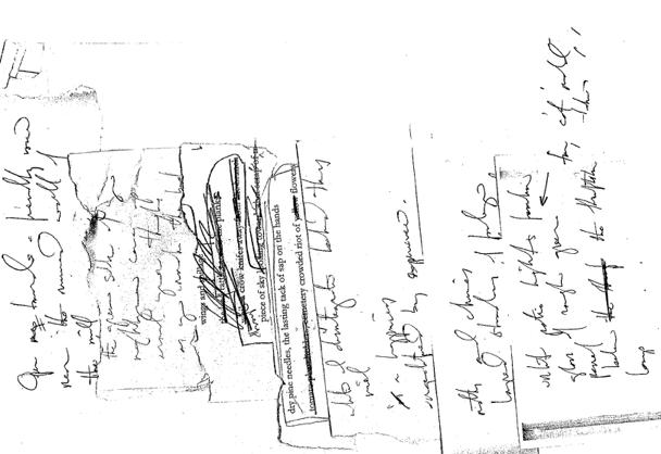 C. Skeletal  ISR  assemblage/layered cut-ups