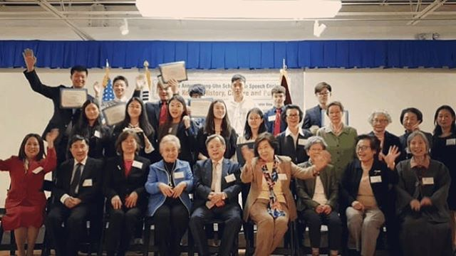 Congratulations to the 9th Annual Finalists of Kyung-Uhn Scholarship! #kscholarship #scholarship #highschool #speechcompetition #31운동100주년