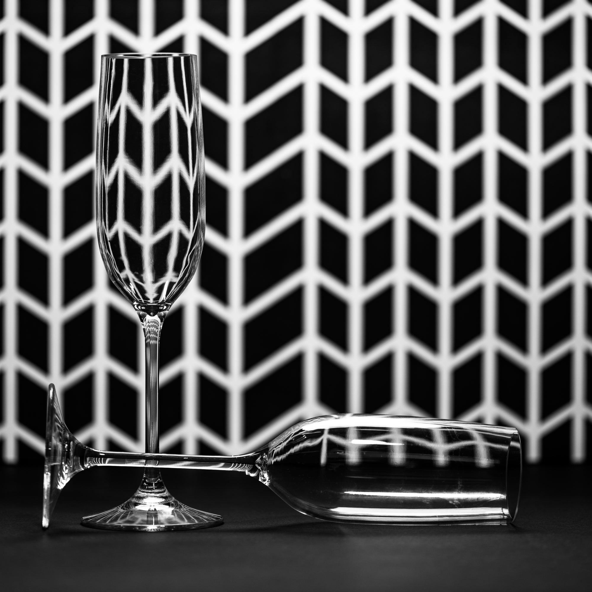 Lines in Glass