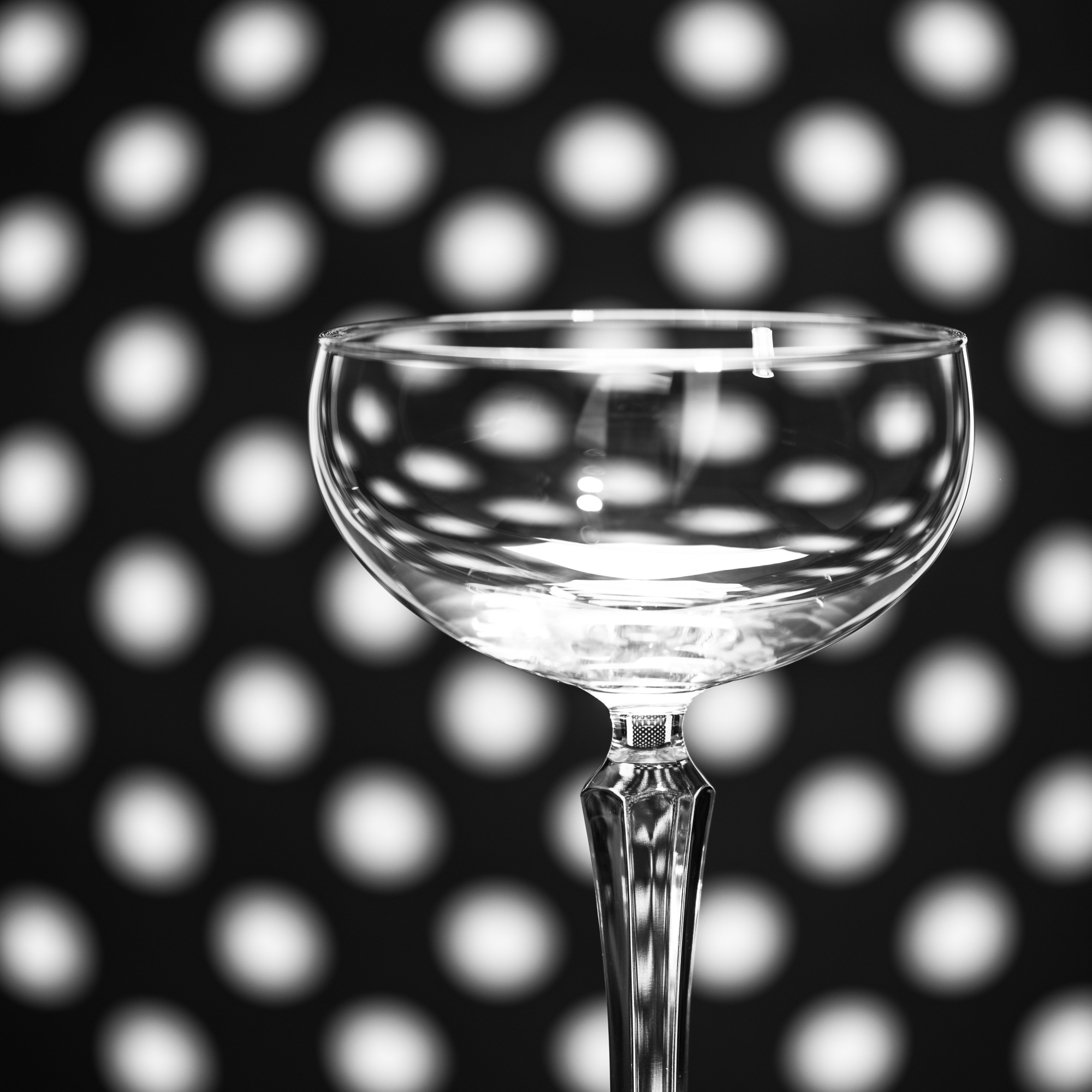 Dots In Glass