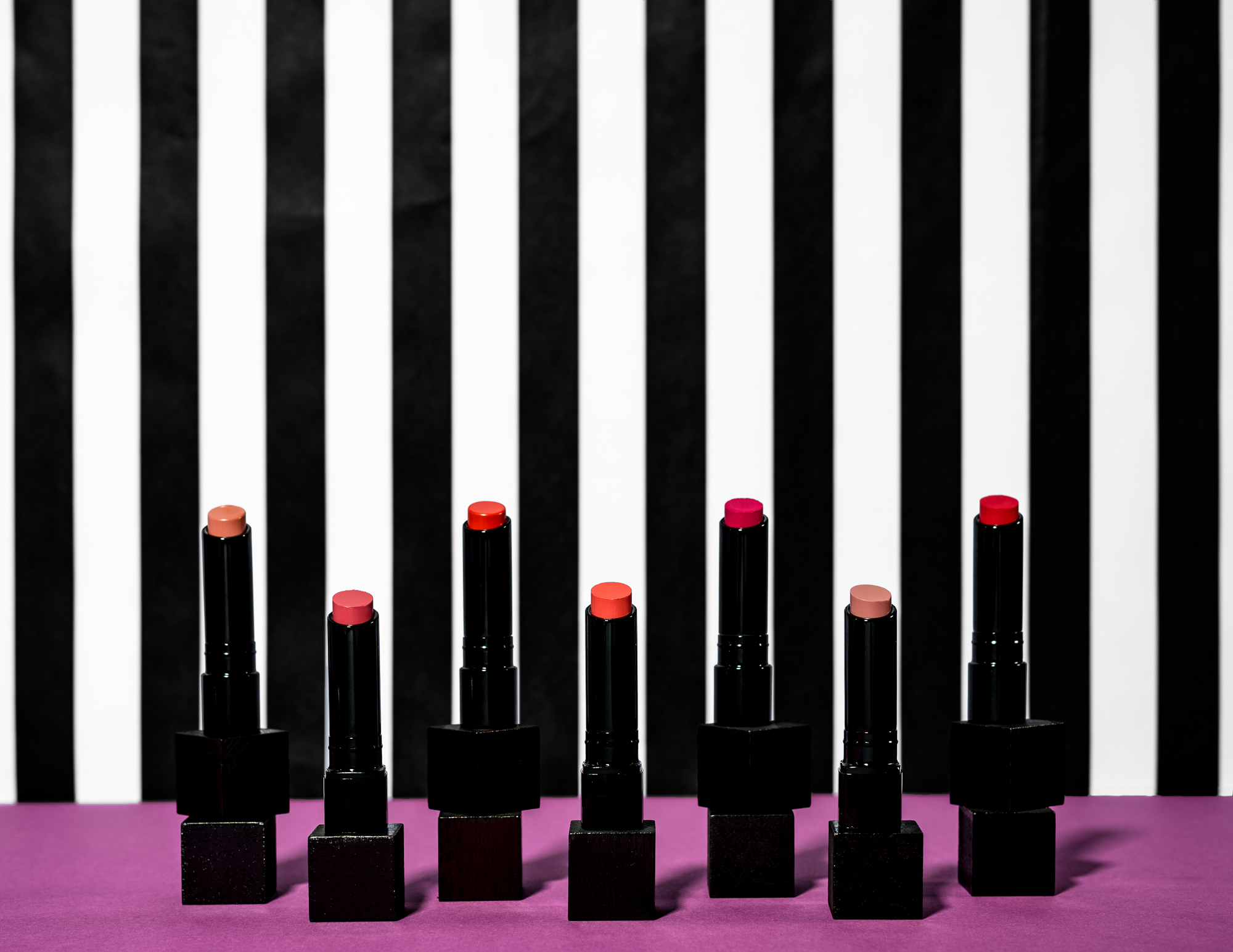 Lipstick and Lines