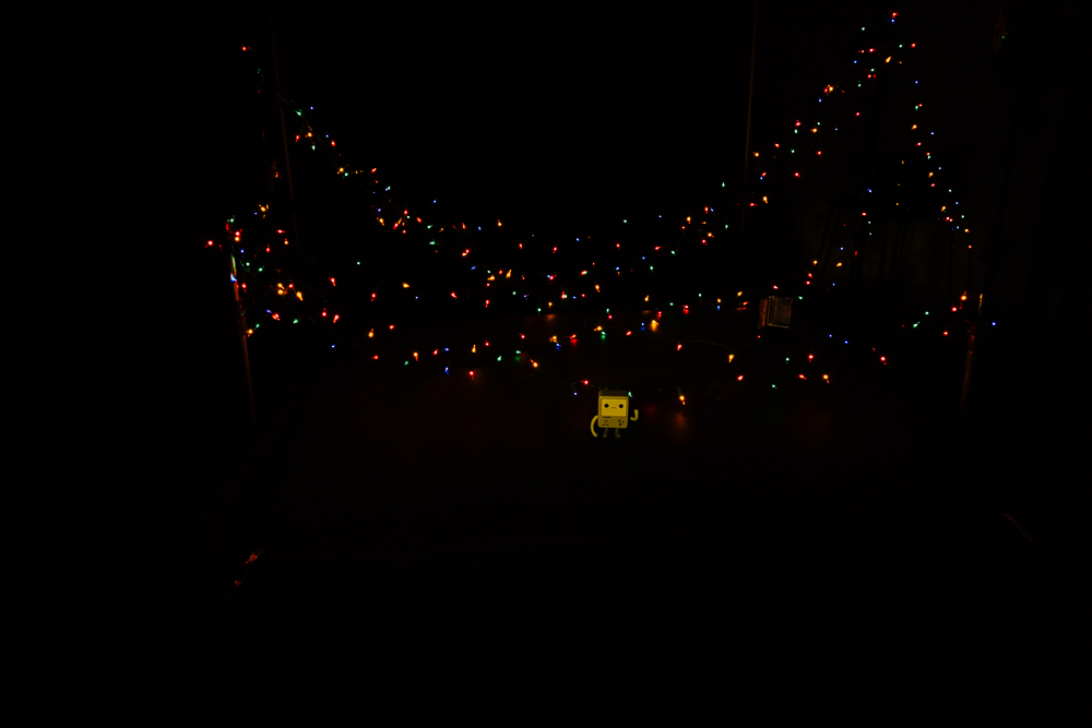 Ambient version of the lights on BMO