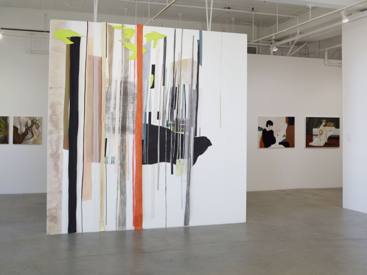 Peer, installation view