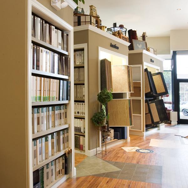 Armstrong Floors Showroom -