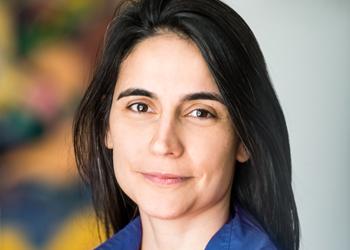 Julia Bacha, filmmaker, creative director, Just Vision.