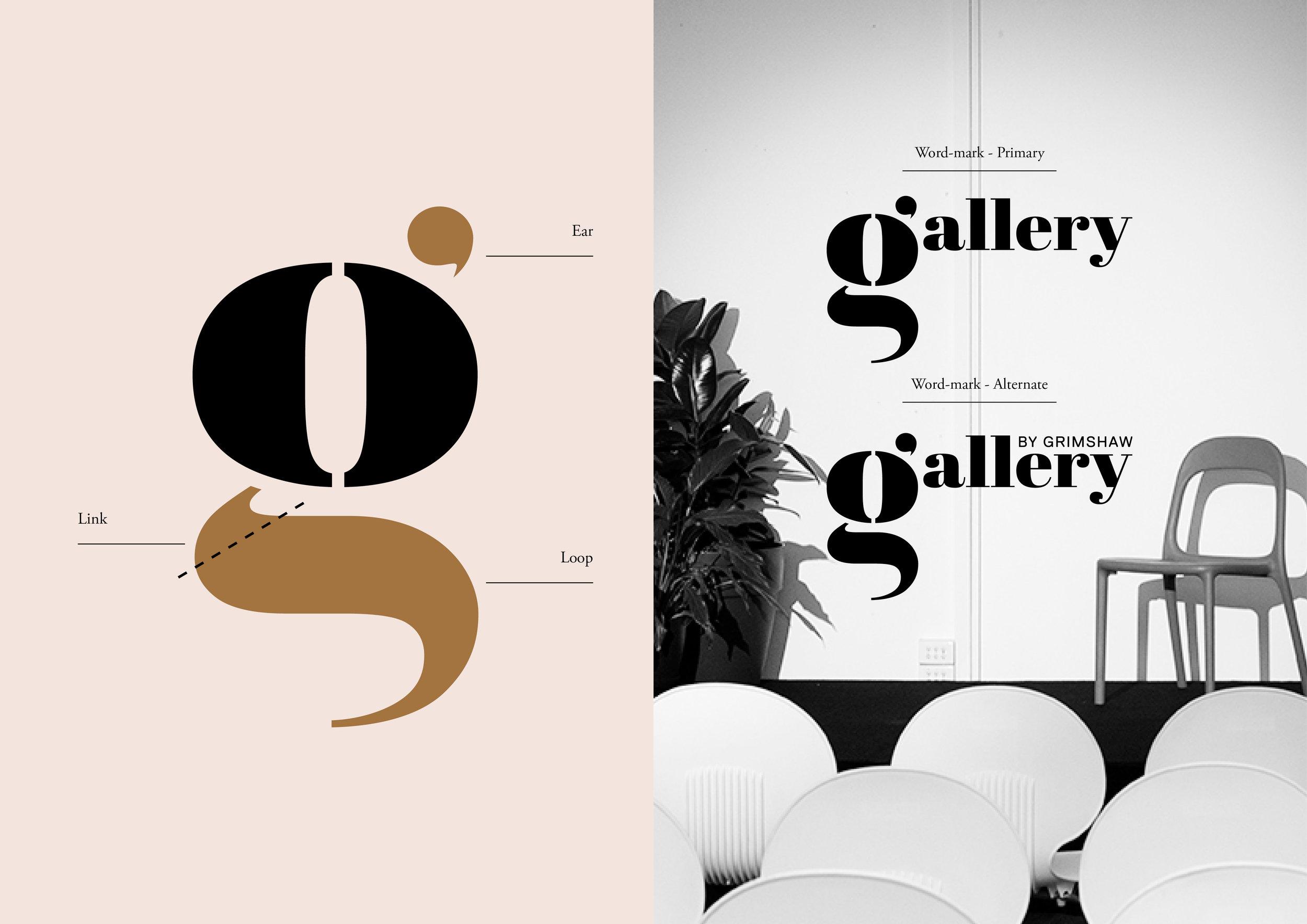 Gallery by Grimshaw Identity