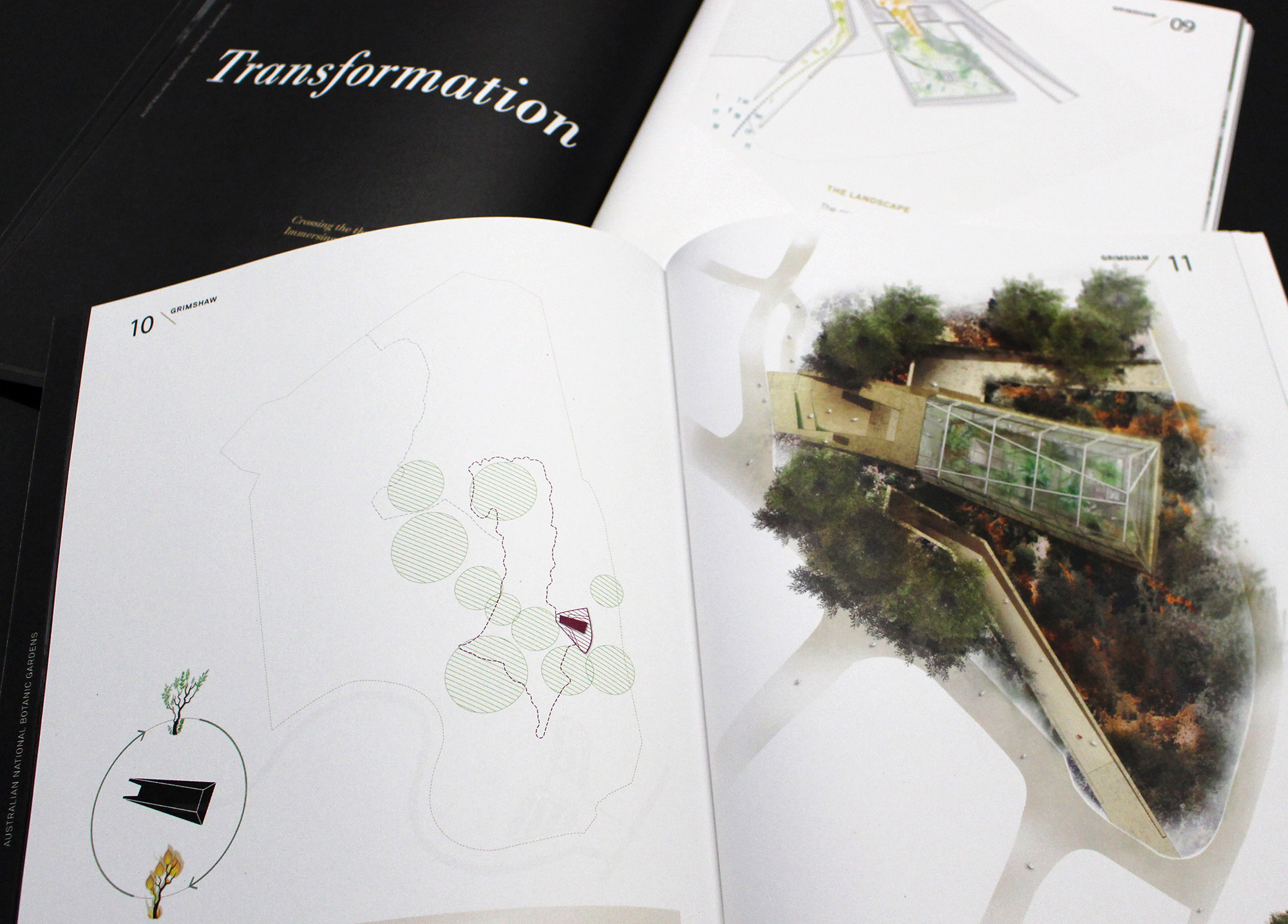 Ian Potter Architecture Competition - Transformation