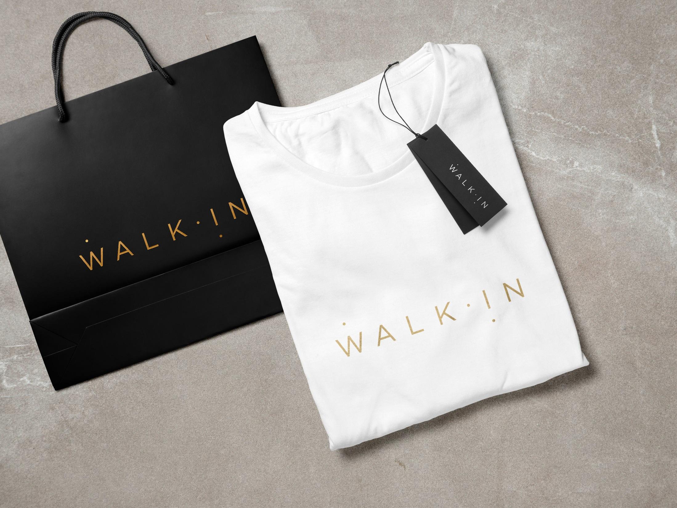 The Walk In Label