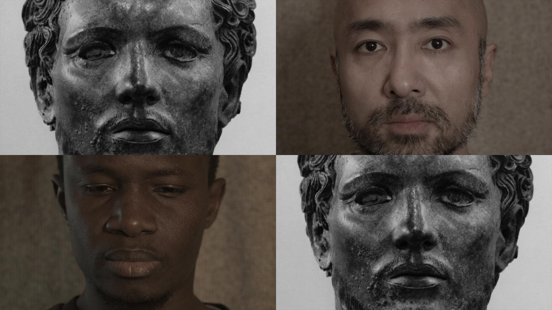 Ulises inmigrante  (fotograma) x Eduardo Stupía, 2018.