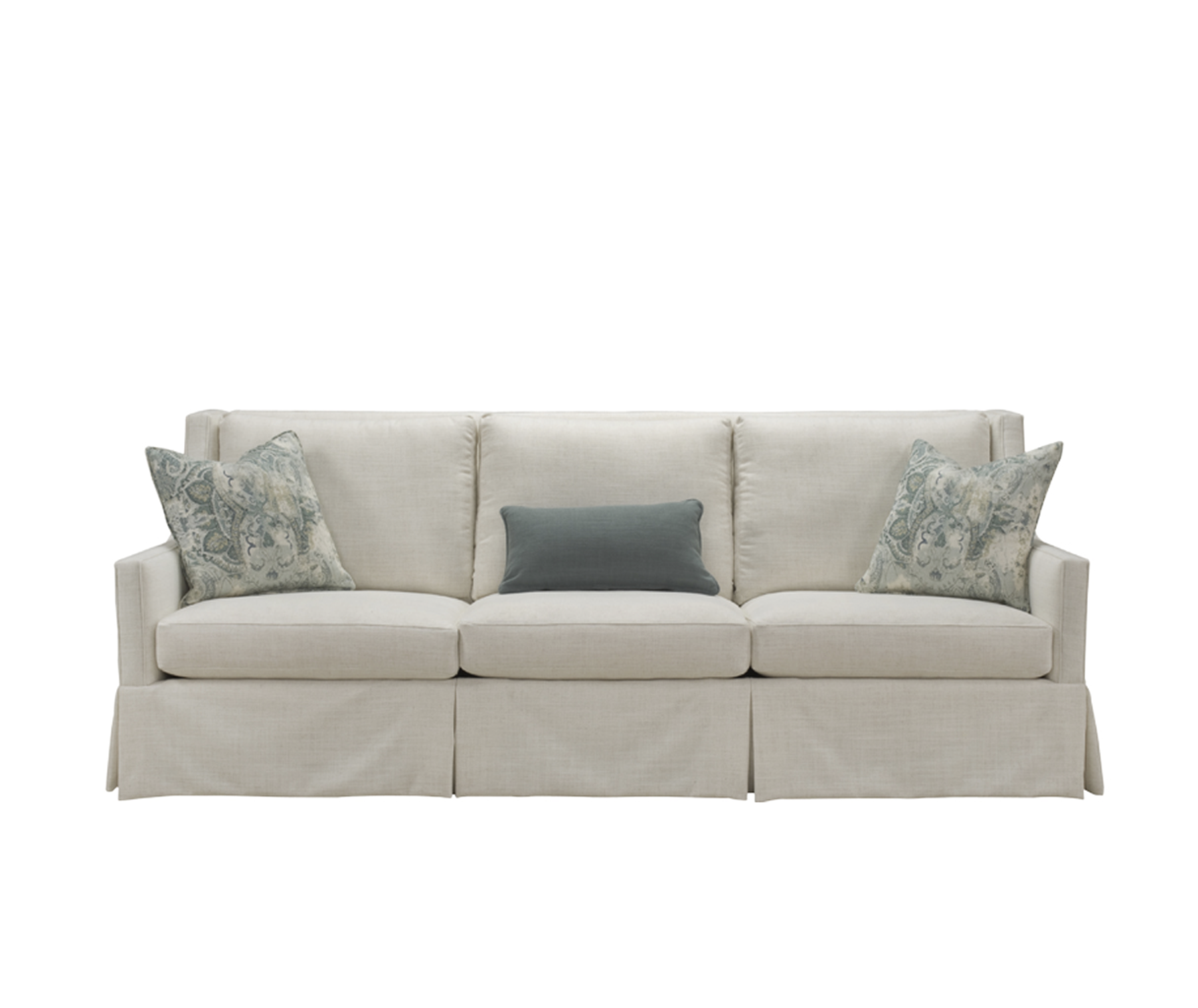 Customizable Hudson Apartment Sofa