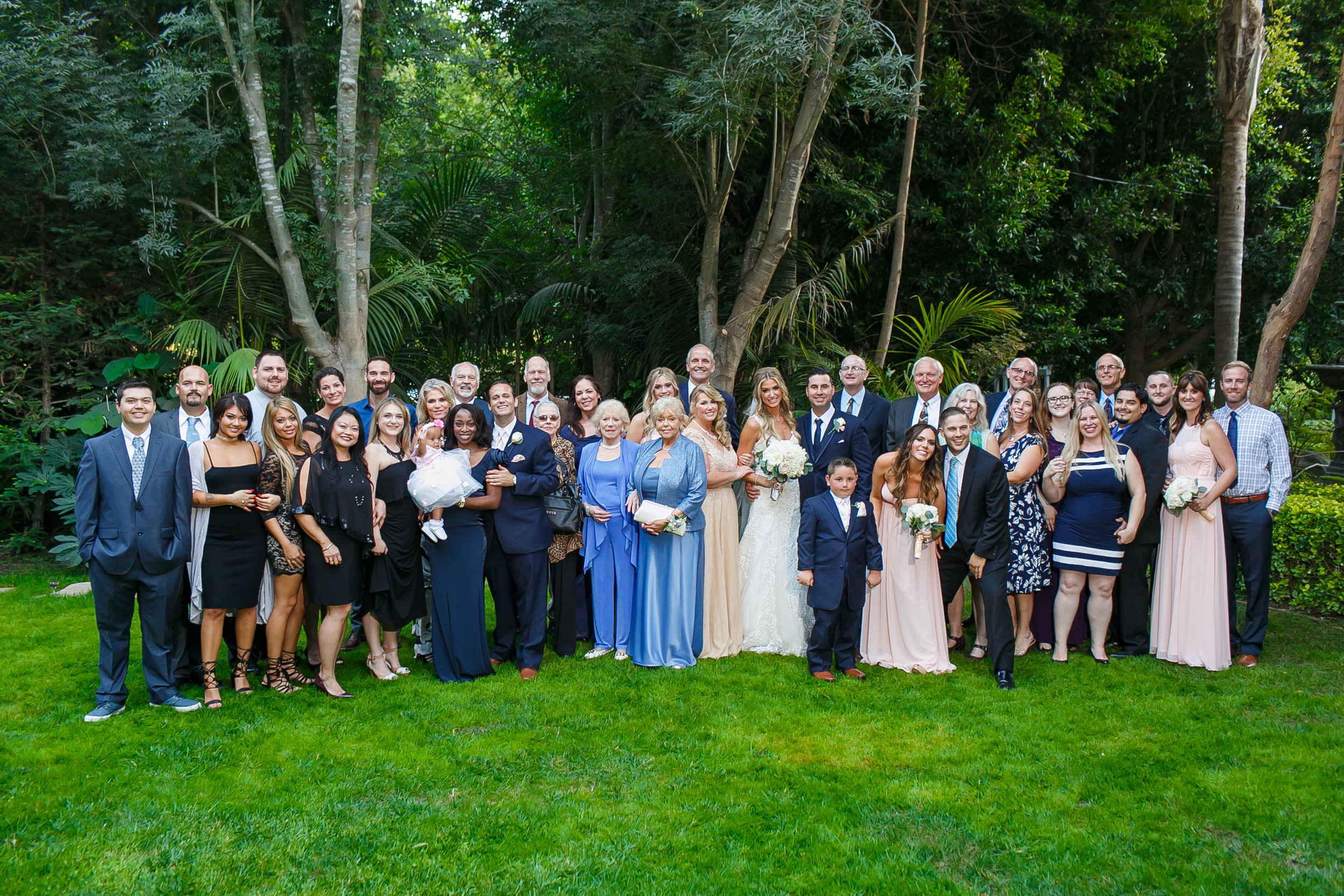 WEDDING AT HARTLEY BOTANICA IN SOMIS, CALIFORNIA