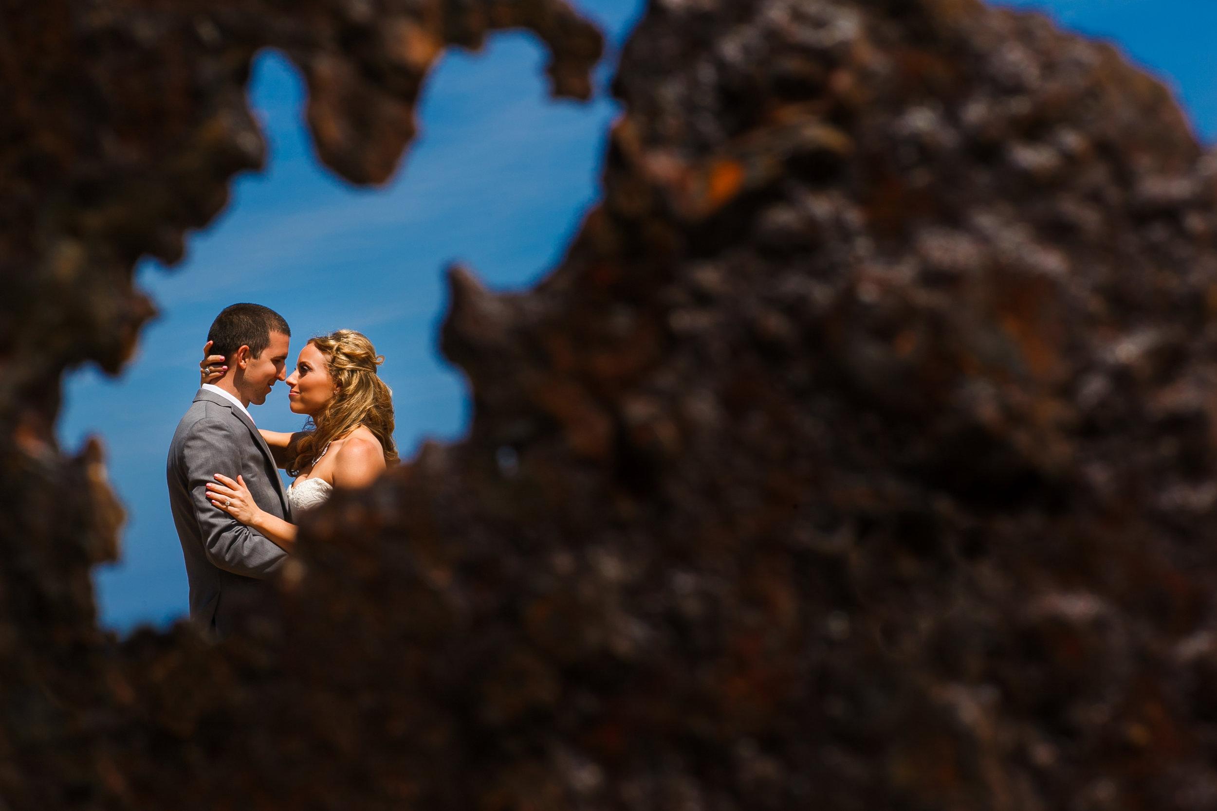 WEDDING AT TERRANEA RESORT IN RANCHO PALOS VERDES, CALIFORNIA