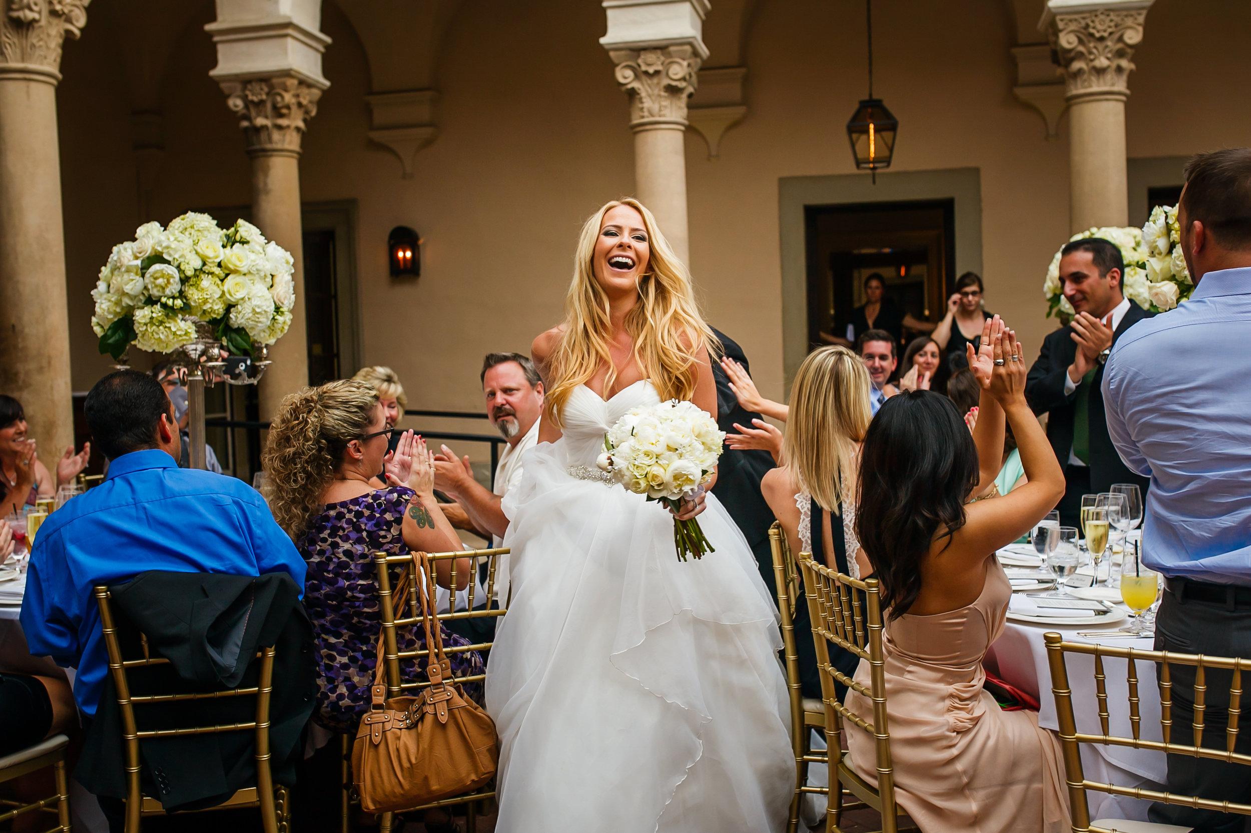 WEDDING AT THE ATHENAEUM AT CALTECH IN PASADENA, CA