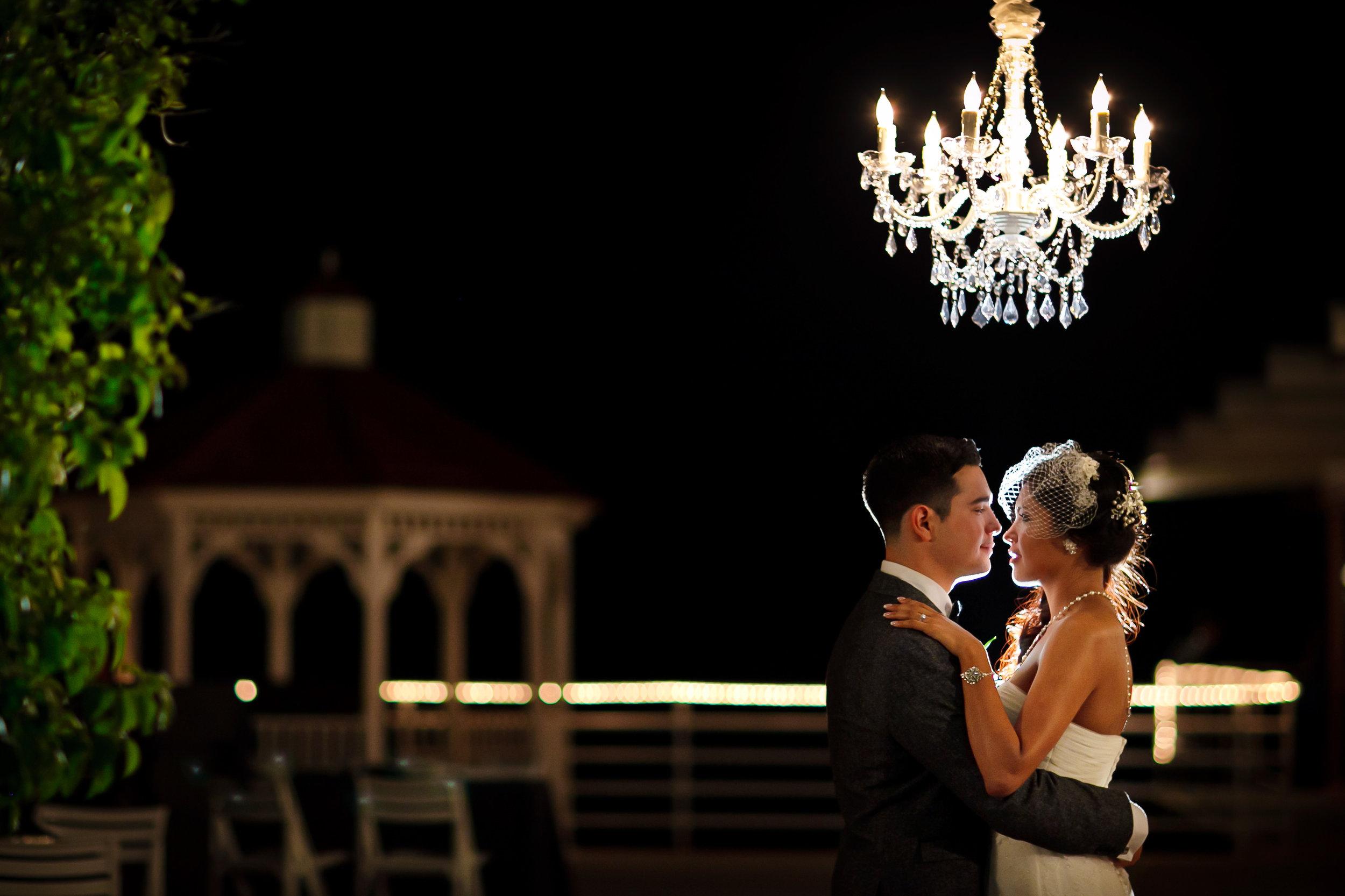 WEDDING RECEPTION AT LOS VERDES GOLF COURSE IN RANCHO PALOS VERDES, CALIFORNIA.