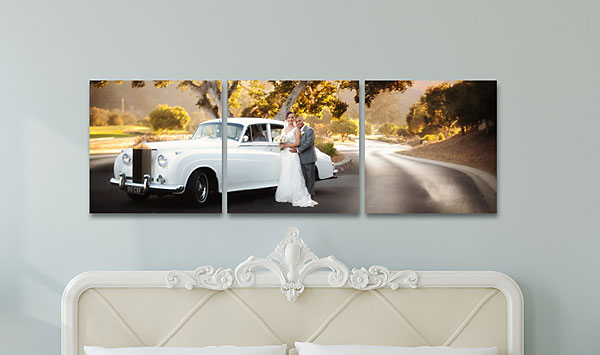 """Copy of SQUARE TRIPTYCH (M) (Overall Size: 50x16"""")"""