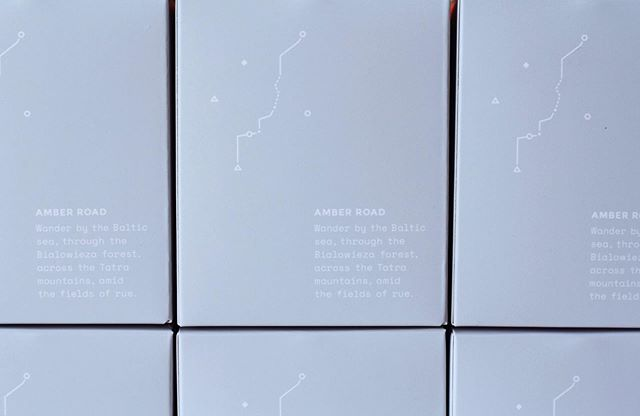 Ever wondered what this graphic is on your Lohn candle? It's an abstract map of the Amber Road, an ancient trade route along which amber was transported from the Baltic Sea through to the rest of Europe.  #behindthelabel #lohncandles #theamberroad #thejourneyisthereward #balticsea #amber #graphicdesign #maps