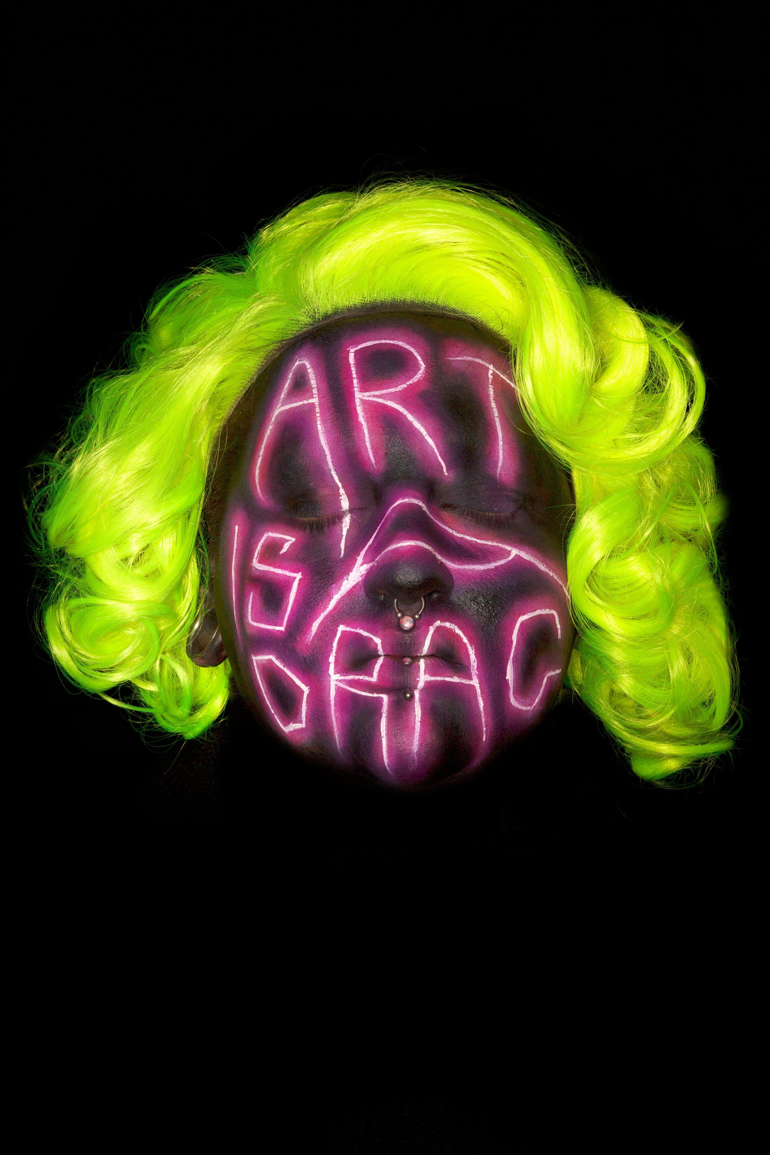 Art is a Drag