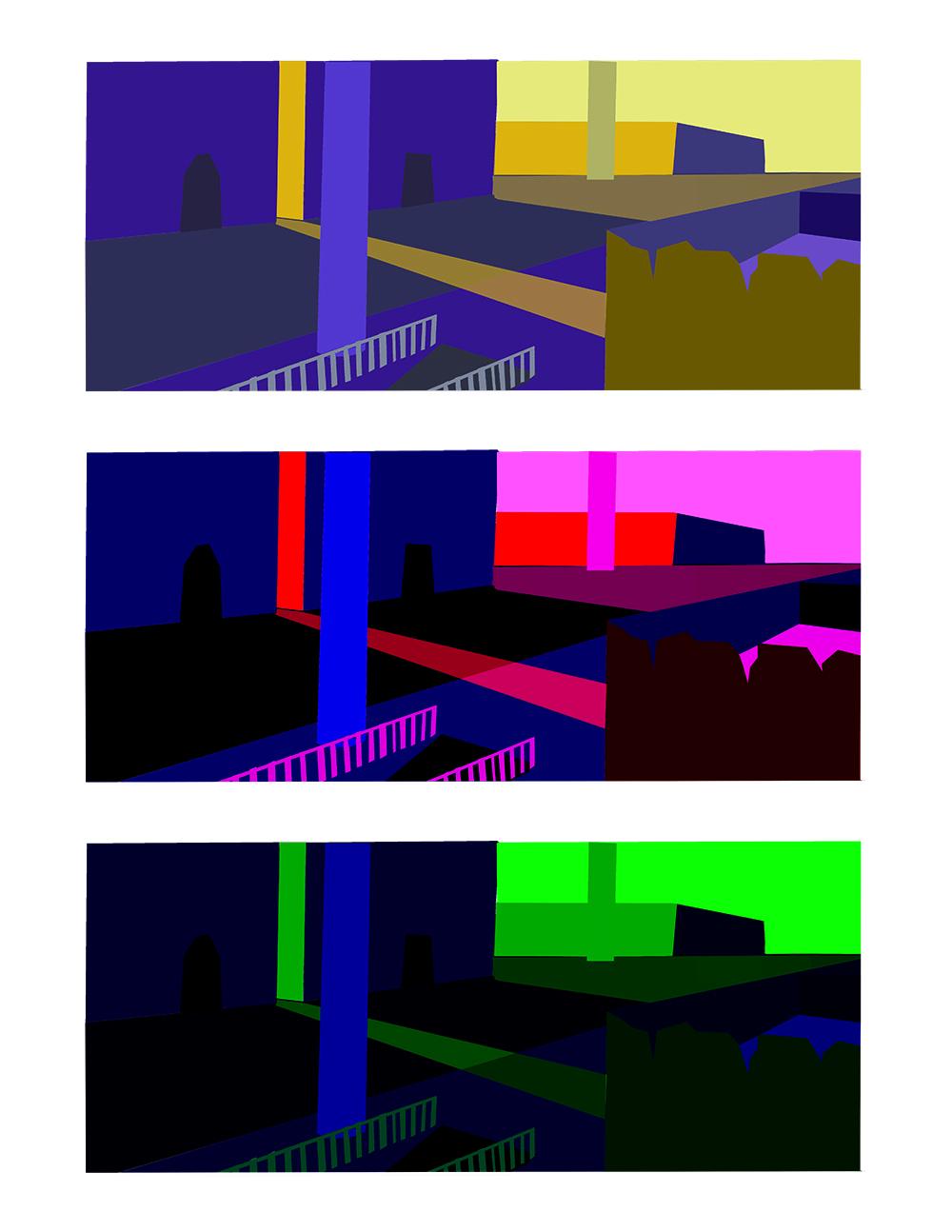 Environmental Color Study