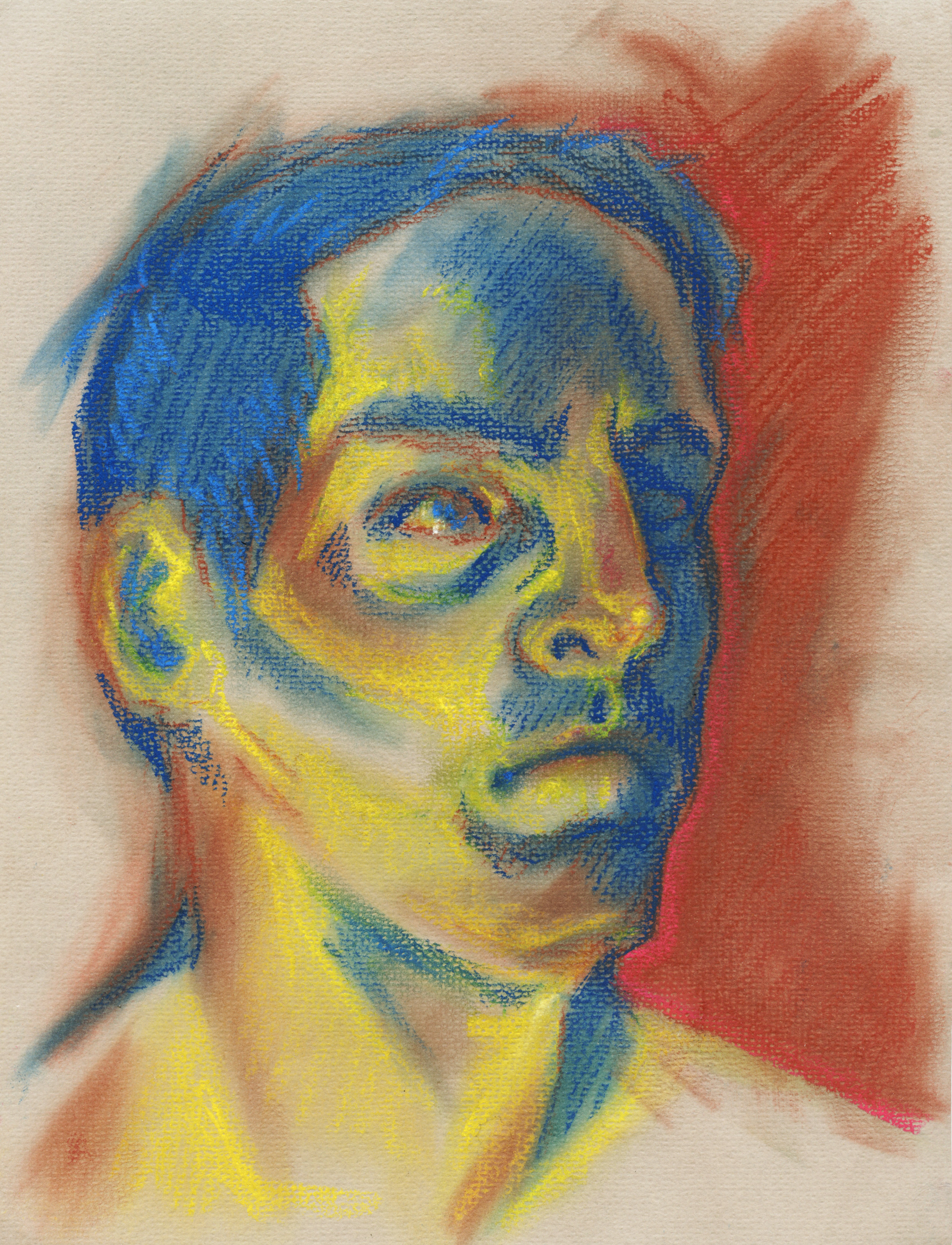 Primary Color Study