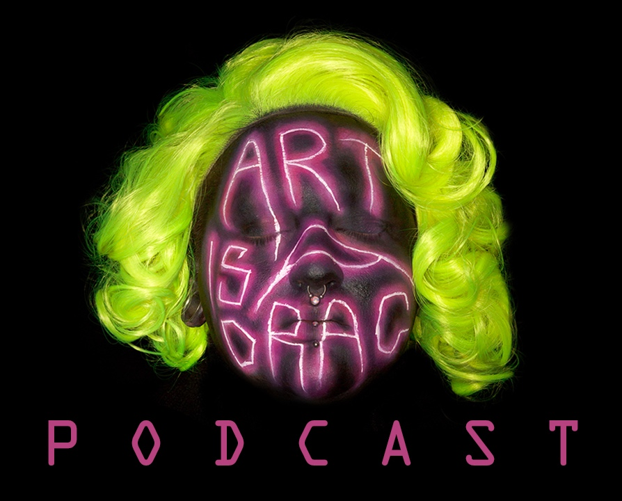 Art is a Drag Cover Image