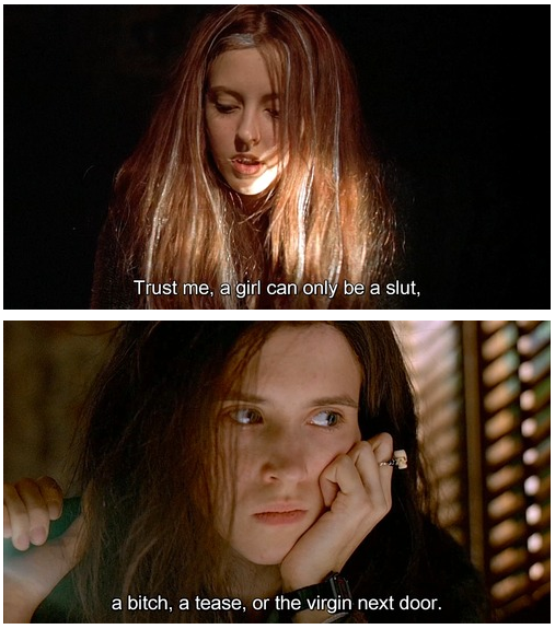 Still from  Ginger Snaps , Copperheart Entertainment.
