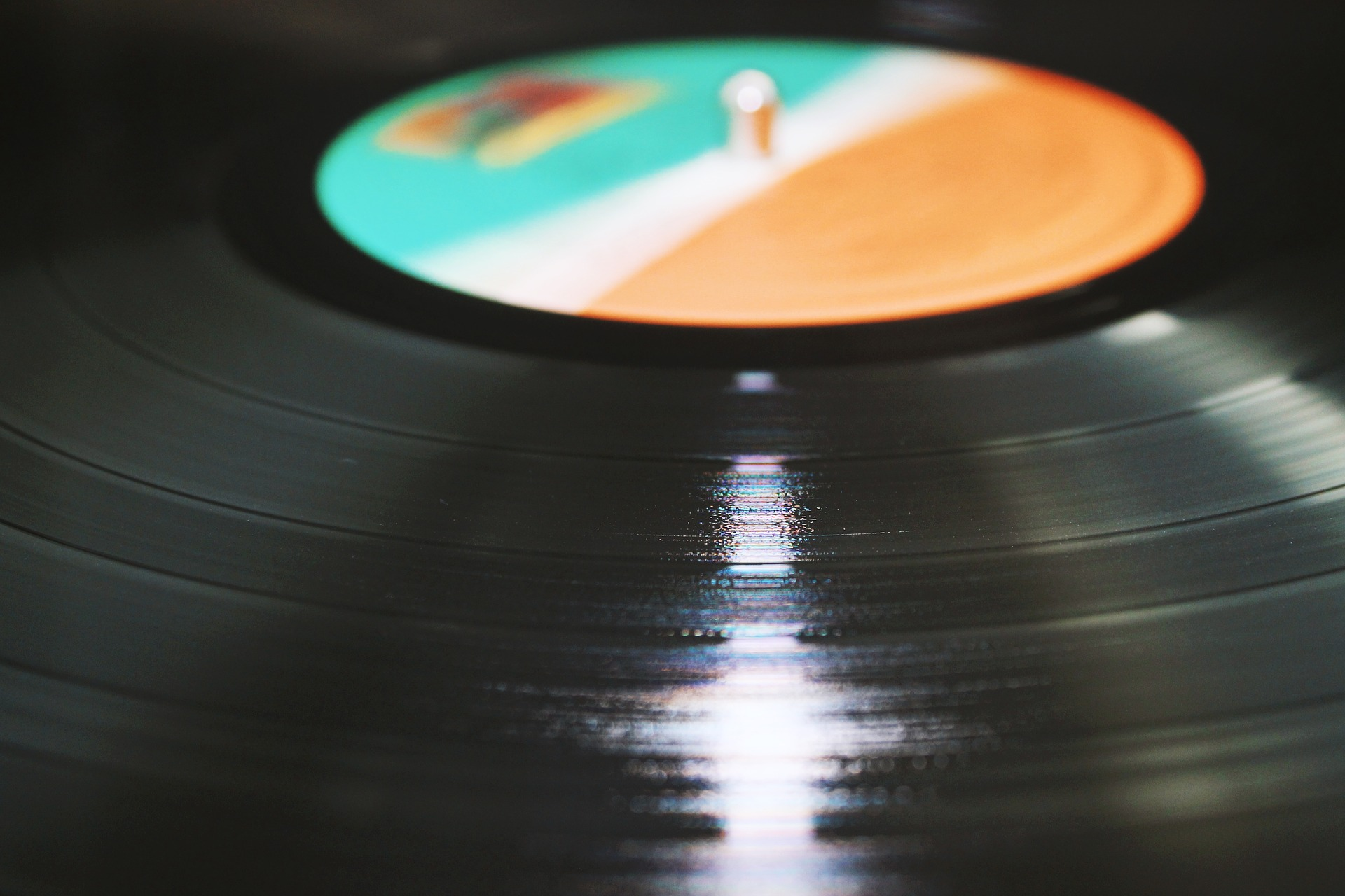 'Vinyl', used with permission from    Pexels