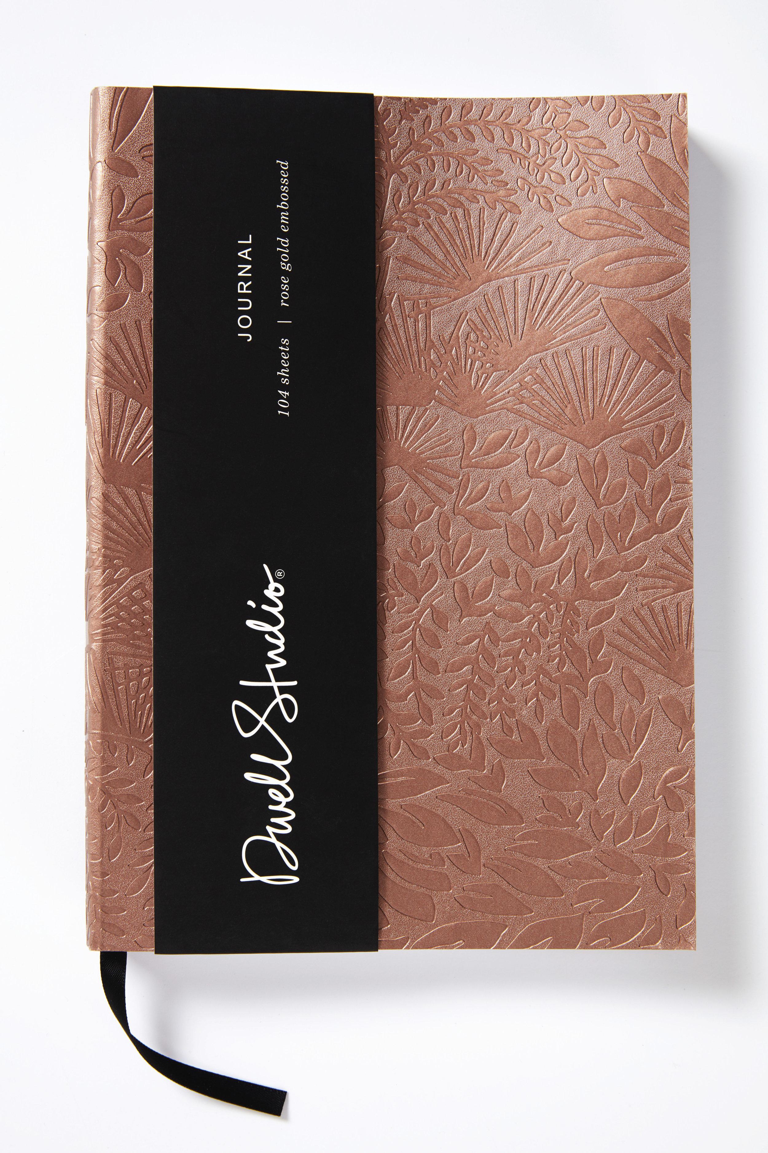 DS leatherette journal rose gold embossed.jpg