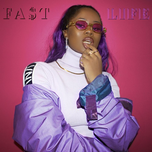 SOPHIEGROPHY - FA$T LIFE - PRODUCED AND MIXED BY LEWIS CANCUTWVS RECORDS - 2017.