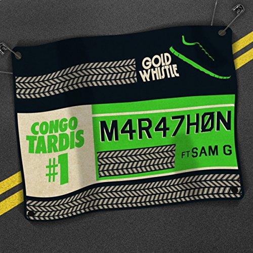 CONGO TARDIS #1 - MARATHON FEAT. SAM G - SCATTERMUSIC - 2014